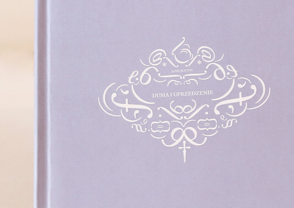 Front page of book Pride and Prejudice written by Jane Austen