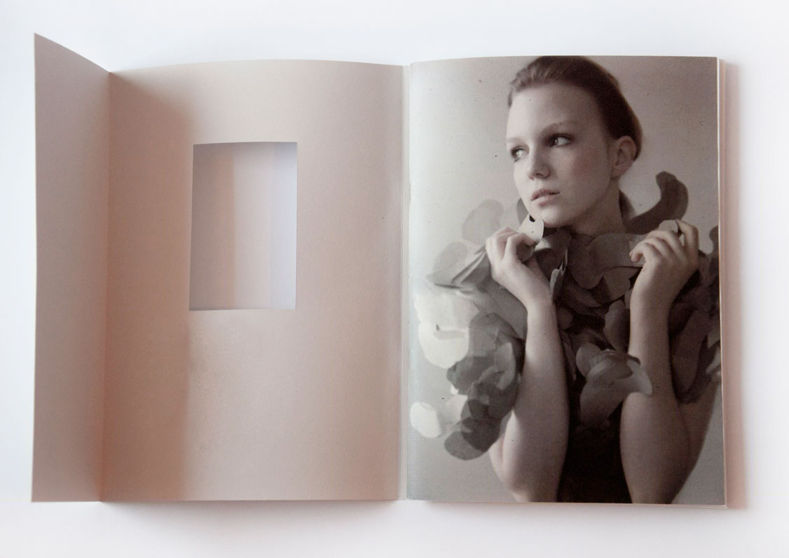 Claudia Gryz in publication about paper